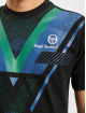 Sergio Tacchini Camiseta Sinzio Archivio negro