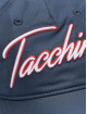 Sergio Tacchini Casquette Snapback & Strapback Flight bleu