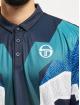 Sergio Tacchini Poloshirt Hawk Polo blau