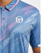 Sergio Tacchini poloshirt Liquify Polo blauw