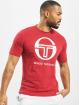 Sergio Tacchini T-Shirt Iberis rouge