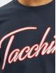 Sergio Tacchini T-Shirty Force niebieski