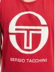 Sergio Tacchini Tank Tops Funes czerwony