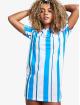 Sik Silk Платья 90's Stripe синий