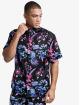 Sik Silk Рубашка Hawaii Resort Shirt черный