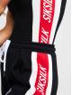 Sik Silk Sweat Pant Stripes black 3