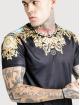 Sik Silk T-Shirt Lord Curved Hem schwarz 3