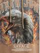 Sixth June Abito Eagle Fire marrone