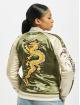 Sixth June College Jacket Souvenir khaki