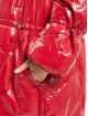 Sixth June Gewatteerde jassen Long Vinyl Down rood