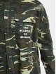 Sixth June Hemd Oversized camouflage