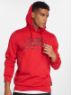 Sixth June Hoody Logo rood 0