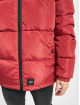 Sixth June Kurtki pikowane Mountain Down Jacket czerwony