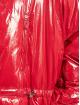Sixth June Kurtki pikowane Long Vinyl Down czerwony