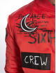 Sixth June Pilotjakke Satin red