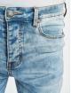 Sixth June Skinny Jeans Light Washed blau