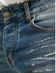 Sixth June Slim Fit Jeans Destroyed Washed blue