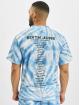 Sixth June T-Shirt Tie Dye blau
