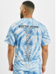 Sixth June T-Shirt Tie Dye bleu
