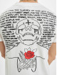 Sixth June T-Shirt Skull weiß