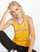 Sixth June Vestido Basketball Mesh amarillo