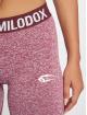 Smilodox Leggings/Treggings Seamless Recent czerwony 1