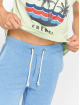 Solid shorts Olsen blauw 5