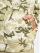 Southpole Bluzy z kapturem Embroidery moro