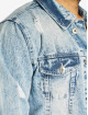Southpole Džínová bunda Basic modrý