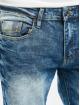 Southpole Dżinsy straight fit Stretch Basic Denim niebieski