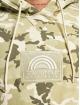 Southpole Felpa con cappuccio Embroidery mimetico