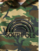 Southpole Hoodie 3D Embroidery kamouflage