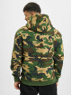 Southpole Hoody 3D Embroidery camouflage