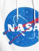 Southpole Hoody Nasa Insignia Logo weiß
