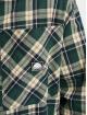 Southpole Košele Check zelená