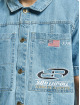Southpole Košile Shirt modrý