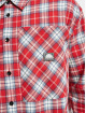 Southpole Koszule Checked Woven czerwony