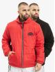 Southpole Manteau hiver Reversible rouge