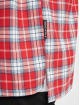 Southpole Shirt Checked Woven red