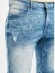Southpole Short Basic Denim bleu