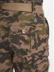 Southpole Short Belted Cargo Ripstop camouflage 5