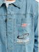 Southpole Skjorta Denim blå