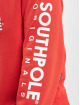 Southpole Sweat & Pull 3D rouge