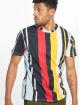 Southpole T-Shirty Vertical Block niebieski