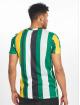 Southpole T-skjorter Vertical Block grøn 1