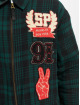 Southpole Transitional Jackets Flannel Application grøn