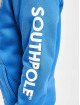 Southpole Zip Hoodie Nasa Insignia Logo blue