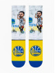 Stance Chaussettes Curry Big Head blanc