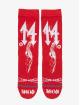 Stance Socken Trippie rot