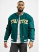 Starter Giacca College Team Jacket verde